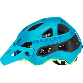 Rudy Project Protera+ Casque, ocean/black matte